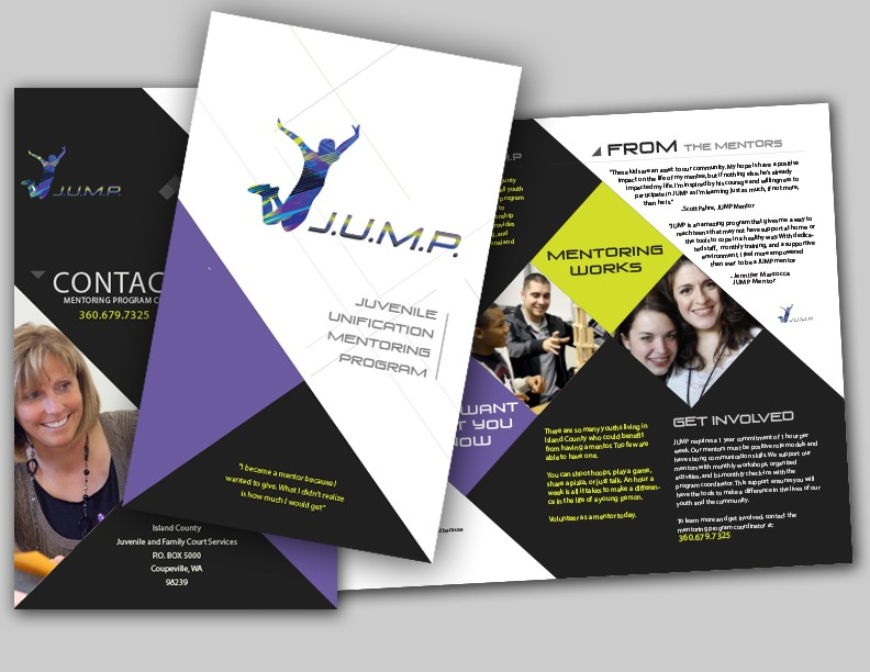 example brochure design