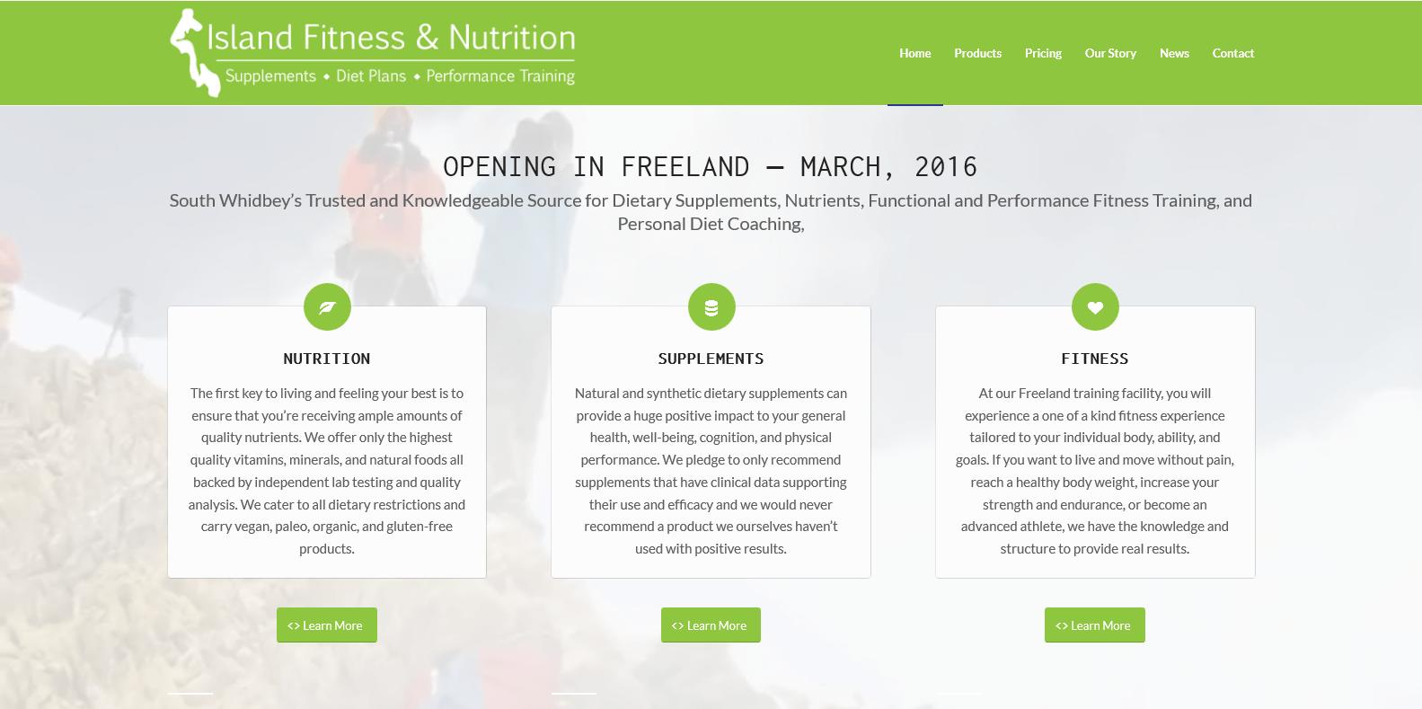 Islandfitnessnutrition.com