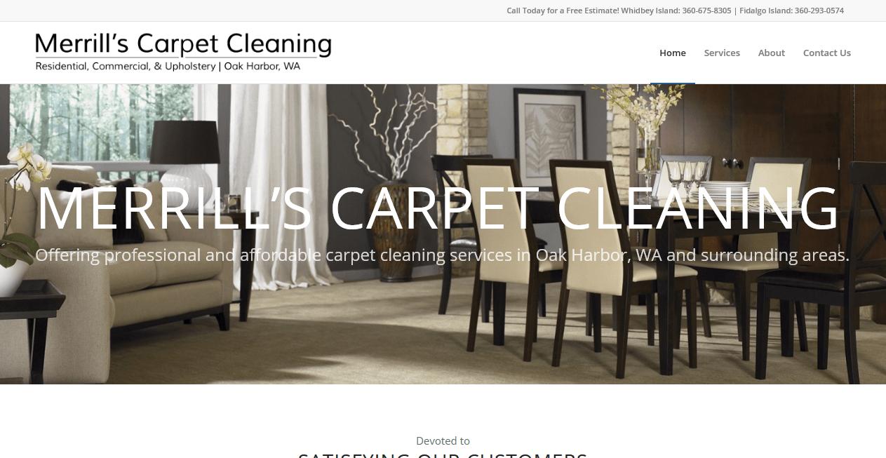 Merrillscarpetcleaninginc.com